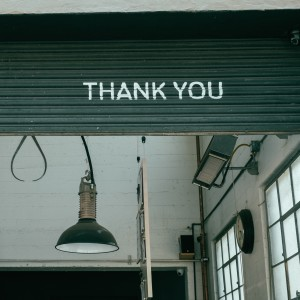 Thanks (1)
